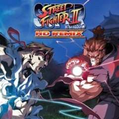 Super Street Fighter 2 Turbo HD