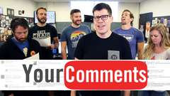 STOP ARGUING WITH US - Funhaus Comments #15