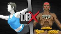 Wii Fit Trainer VS Dhalsim (Nintendo VS Street Fighter)
