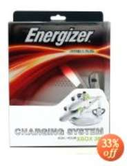 Energizer Power & Play Charging System