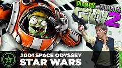 Plants vs. Zombies Garden Warfare 2 – Star Wars and 2001 A Space Odyssey Easter Eggs