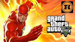 THE FLASH in GTA 5!