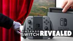 NINTENDO SWITCH REVEALED! with Live Commentary and Post-Show Analysis