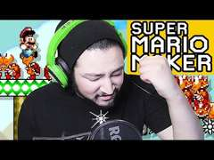 GAME OF TROLLS - SUPER MARIO MAKER