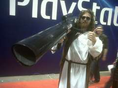 Rocket Launcher Jesus