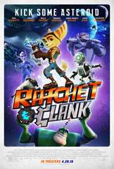 Ratchet and Clank movie review scores