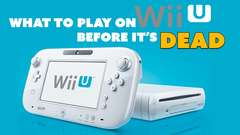 GAMES YOU SHOULD PLAY on Wii U (before it's dead)