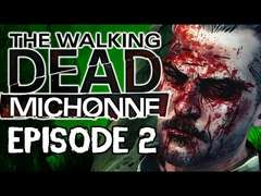 HOSTILE TAKEOVER - The Walking Dead Michonne - Give No Shelter Part 3