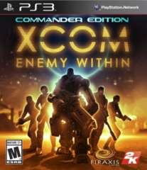 XCOM Enemy Within Preview