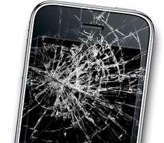 Issues cracking iPhone
