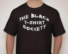 The Black T-Shirt Society