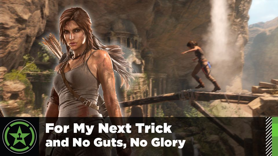 Rise of The Tomb Raider - For My Next Trick and No Guts, No Glory Achievement Guide