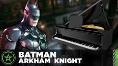 Batman Arkham Knight - Secret Wall Easter Egg