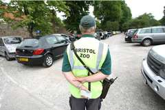 Bristol Zoo Parking Attendant