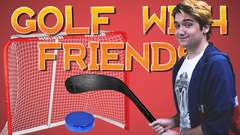 PUCK TIME • Golf With Friends Gameplay