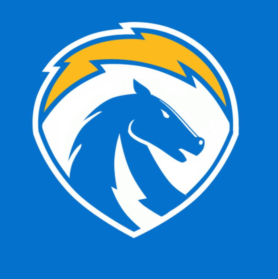 Chargers Emblem Pictures To Pin On Pinterest Pinsdaddy