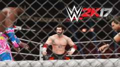 CAGED BEASTS - WWE 2K17 Gameplay Part 8