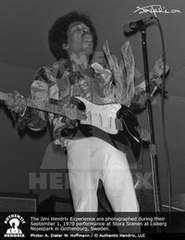 The Jimi Hendrix Experience Official Page