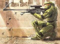 Halo Snipers