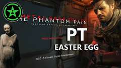 PT Easter Egg - Metal Gear Solid V: The Phantom Pain