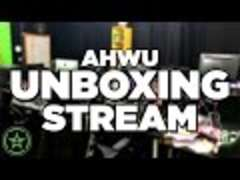 AHWU Unboxing Stream