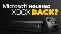 Microsoft HOLDING BACK Xbox Investment?
