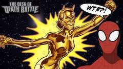Spider-Man's Aunt May Held the Powers Cosmic?!