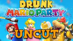 Drunk Mario Party Gameplay - Fullhaus