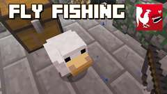 Minecraft - Fly Fishing