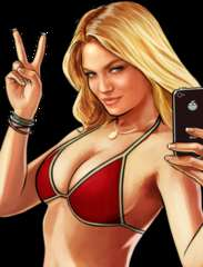 Barbara vs GTA V Girl
