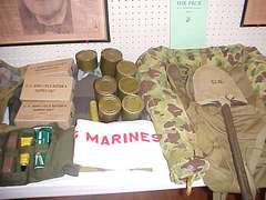 Marine Rations