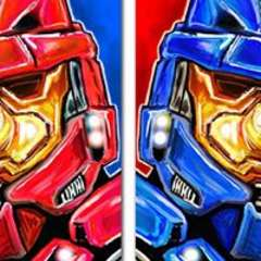 REDvsBLUE/ Halo