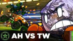 Rocket League: Snow Day - Achievement Hunter VS The World
