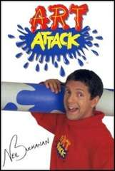 You know your a 90's kid when you used to watch Art Attack