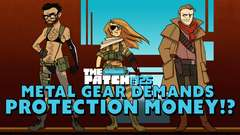 Metal Gear Demands PROTECTION MONEY!? The Patch #125