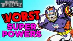 The WORST Super Powers