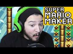 DRUNK PILLAR JUMPS - SUPER MARIO MAKER