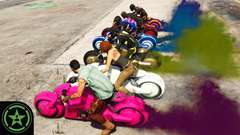 GTA V - Non-Stop Bike