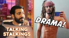 JOHNNY DEPP VS RAHUL KOHLI - Talking Stalkings Episode 3