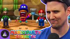 Mario Party Saturday - Mario Party 8: Cannon Thug Life