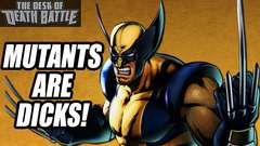 Mutants are DICKS!