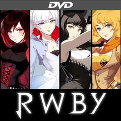 RvB 11 RWBY 1 DVD BluRay