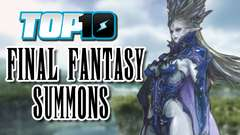 Final Fantasy Summons