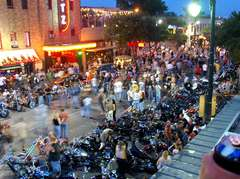 Republic of Texas Bike Rally