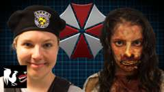 Resident Evil in Real Life - Featuring Lindsay and Mica