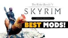 Skyrim: Special Edition BEST Console Mods