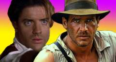 Do you prefer The Mummy over Raiders of the Lost Ark?