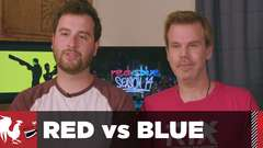 Behind the Scenes of Red vs. Blue: Mercs