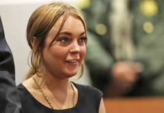 Lindsay Lohan Rockstar Lawsuit Dismissed