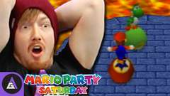 Mario Party Saturday - How to Destroy Friendships - Mario Party 2